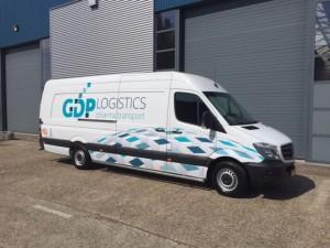 Foto GDP Sprinter XXL Kenteken VX-980-G (1)